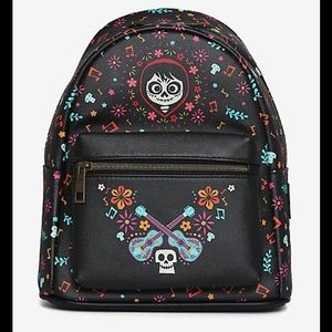 Loungefly Pixar Coco Miguel Mini Backpack